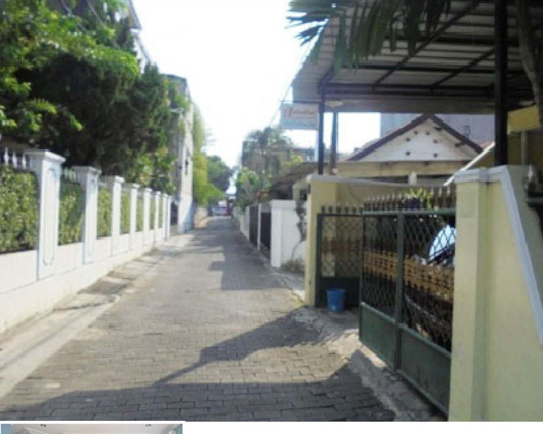 Dilelang Sebidang tanah seluas 544 M 2 berikut bangunan (Rumah Tinggal) di Jl. Siaga Darma