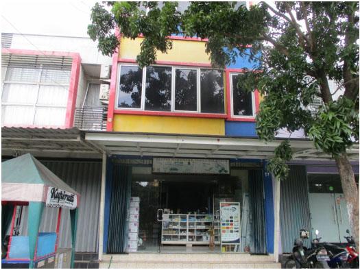 Dilelang Sebidang tanah seluas 75 m 2 berikut bangunan (Ruko) di Jakarta Timur