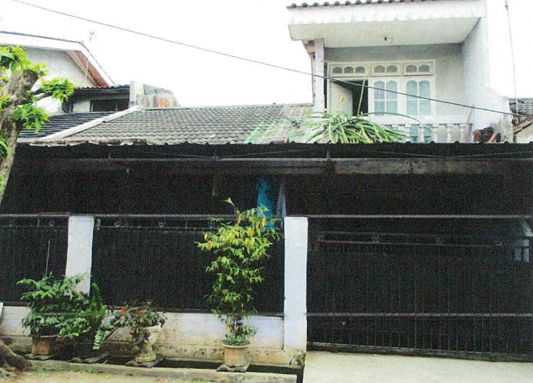 Dilelang Sebidang tanah seluas 135 m 2 berikut bangunan (Rumah Tinggal) di Bekasi