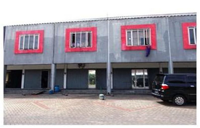 Dilelang Sebidang tanah seluas 81 m 2 berikut bangunan (Ruko) di Bandung