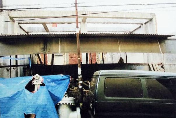 Dilelang Sebidang tanah seluas 179 m2 di Jakarta Utara