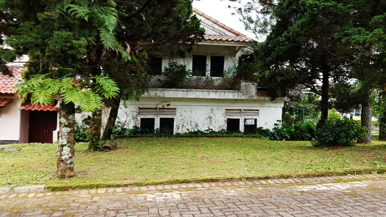 Sebidang tanah seluas 140 m 2 berikut bangunan di Bogor
