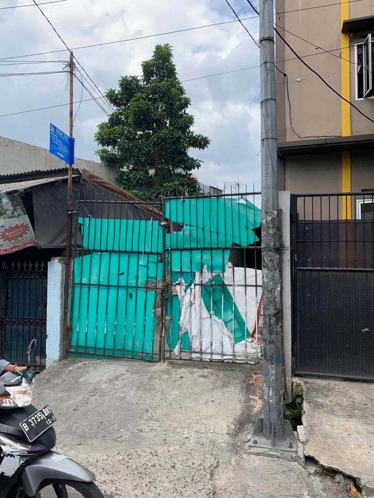 DIJUAL TANAH DENGAN LUAS 273m2 DI JAKARTA UTARA