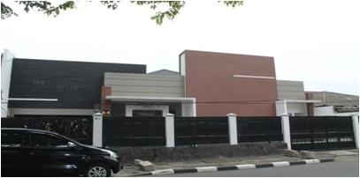 DIJUAL KANTOR DENGAN LUAS TANAH 526m2 DI JAKARTA SELATAN